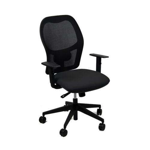 Seduta HUBBLE BLACK